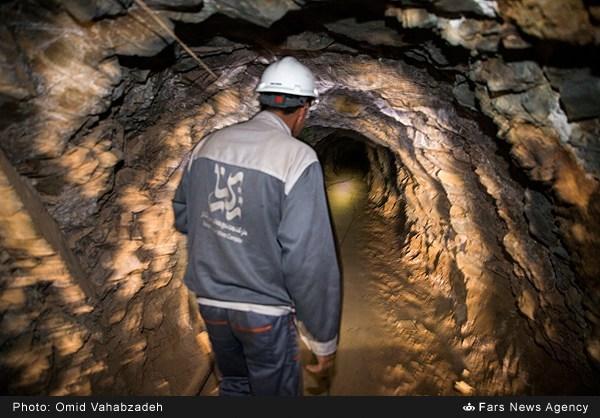 بردسکن ۵۳ معدن مس دارد که ۱۵ معدنپروانه اکتشاف دارند