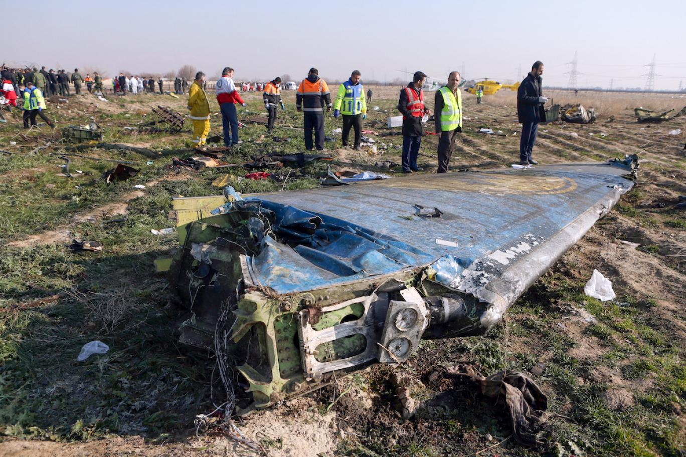 علت سرنگونی هواپیما اشتباه در سامانه موشک بود