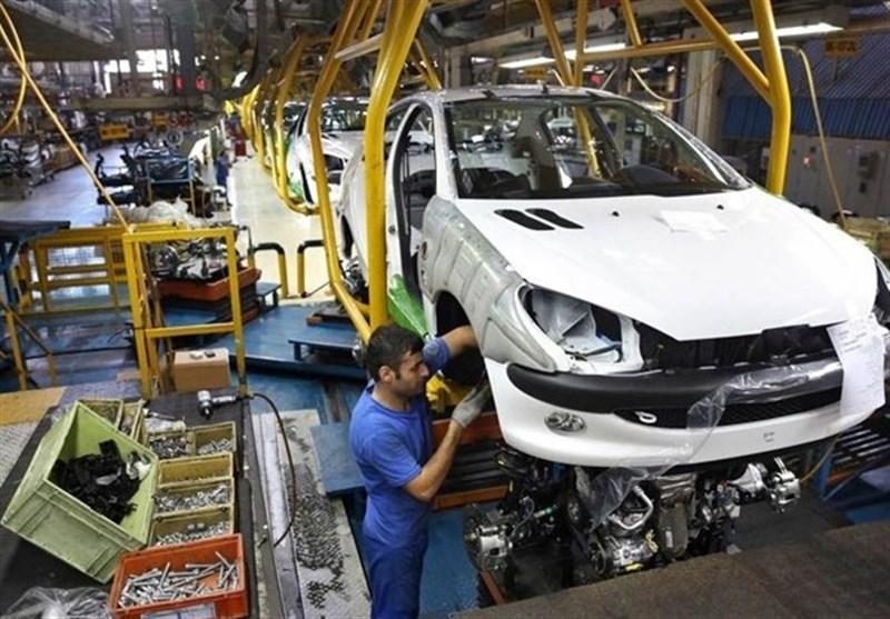 تولید روزانه ایران خودرو در مرز ۳ هزار دستگاه/ یک گام دیگر تا شکستن رکورد سال گذشته