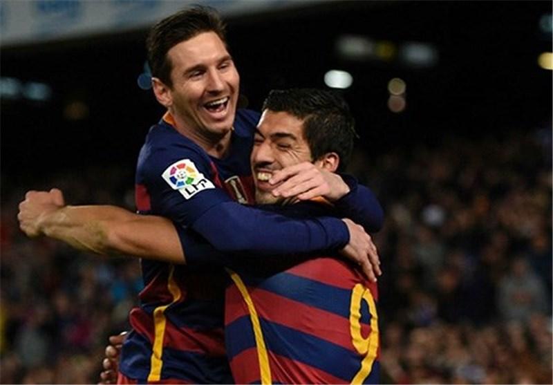انتقاد تند مسی از دیوانگیِ مدیران بارسلونا برای موافقت با انتقال سوارس
