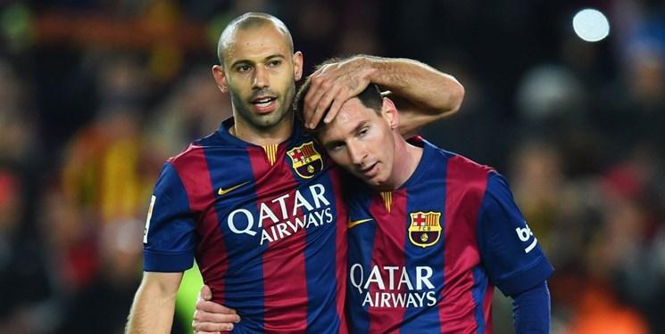 ستاره سابق بارسلونا از فوتبال خداحافظی کرد / 21 قهرمانی برای ماسکرانو
