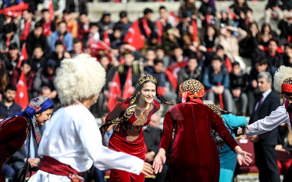 نوروز در بین کردهای ترکیه پررنگتر برگزار میشود