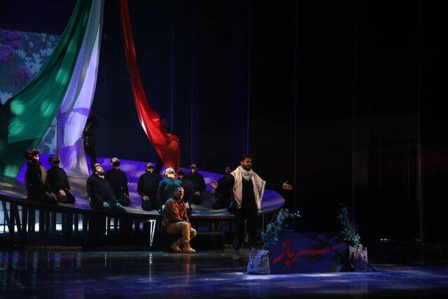 «سرباز» میهمان جشنواره تئاتر فجر شد