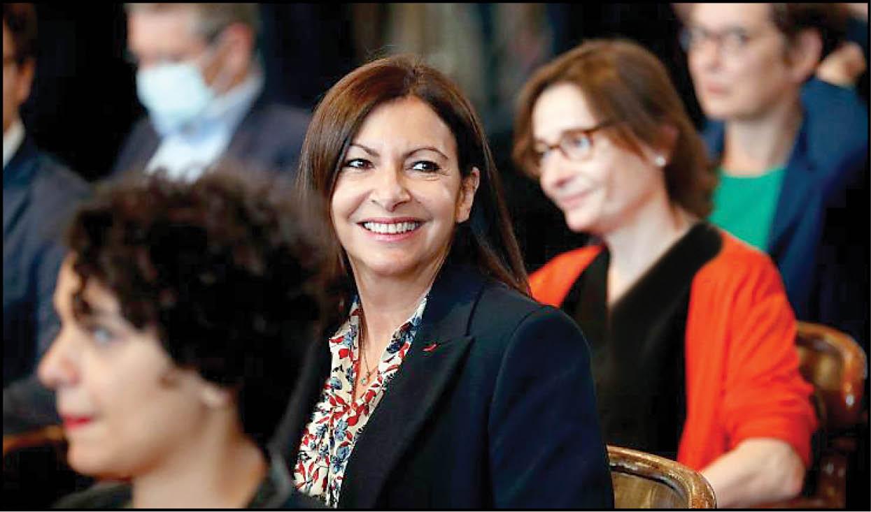 جریمه 90هزار یورویی شهردار پاریس به دلیل استخدام زنان