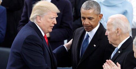 دونالد ترامپ: به مراسم تحلیف بایدن نخواهم رفت