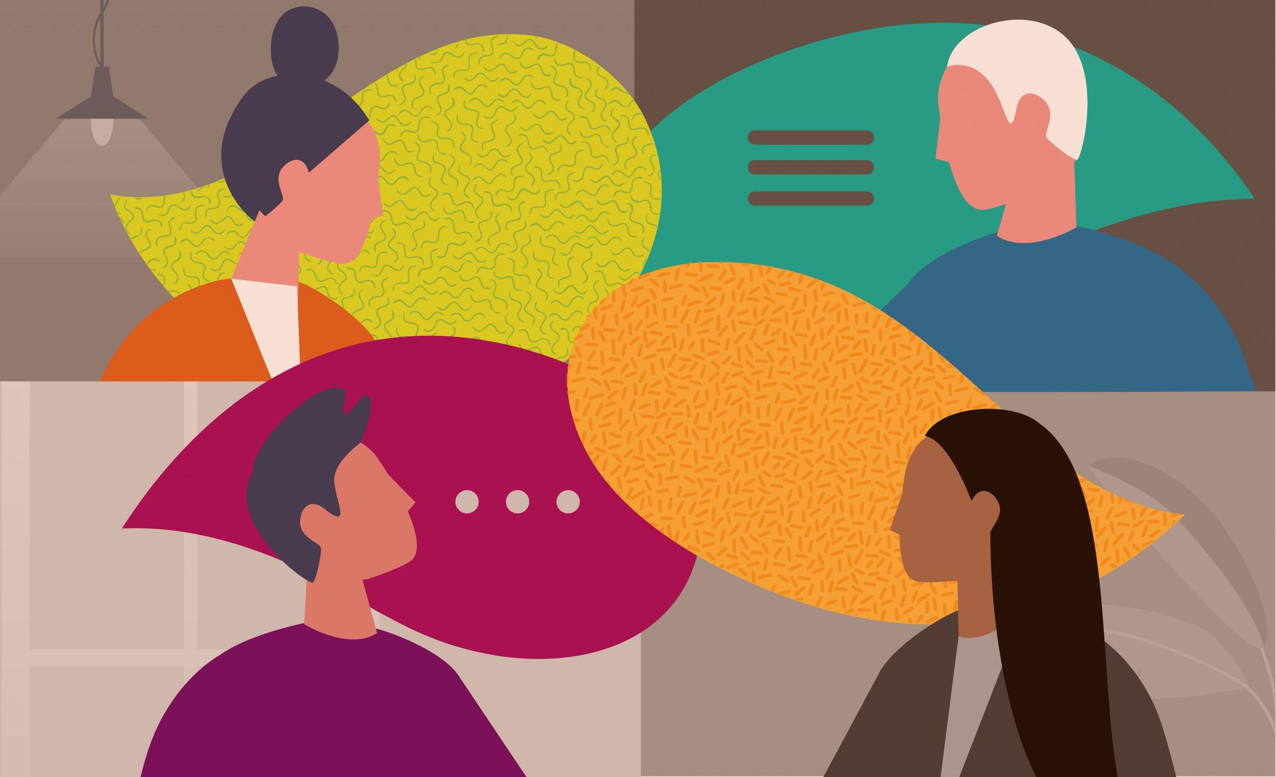 ارتباط با خودمان مقدمه ارتباط با دیگران است