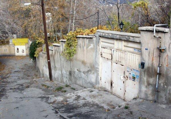 ثبت ملی خانه قدیمی امام خمینی (ره) در کرج