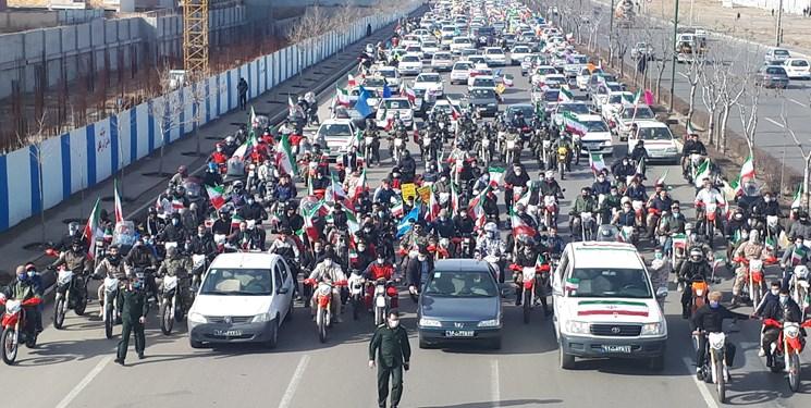 بازتاب گرامیداشت پیروزی انقلاب در خبرگزاری آسوشیتدپرس