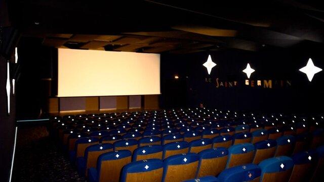 تمدید تعطیلی سینماهای فرانسه