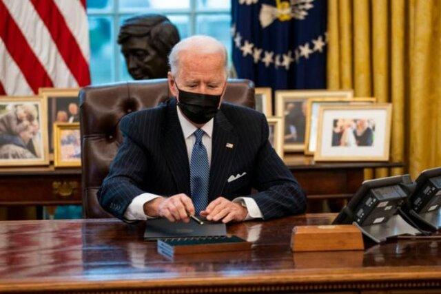 بایدن با تحویل گزارشهای اطلاعاتی به ترامپ مخالف است