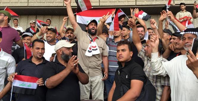 اعتراض و تظاهرات مسالمت آمیز، حق مردم این کشور است