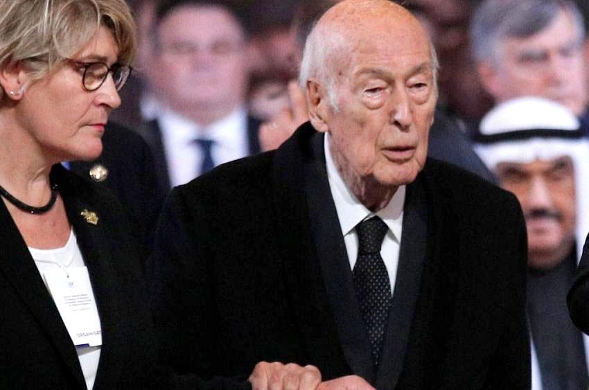 والری ژیسکار دستن، رئیس جمهوری پیشین فرانسه درگذشت