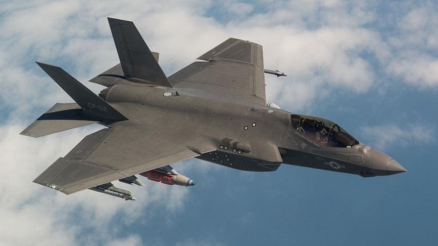 فروش غیررسمی اف-35 به امارات
