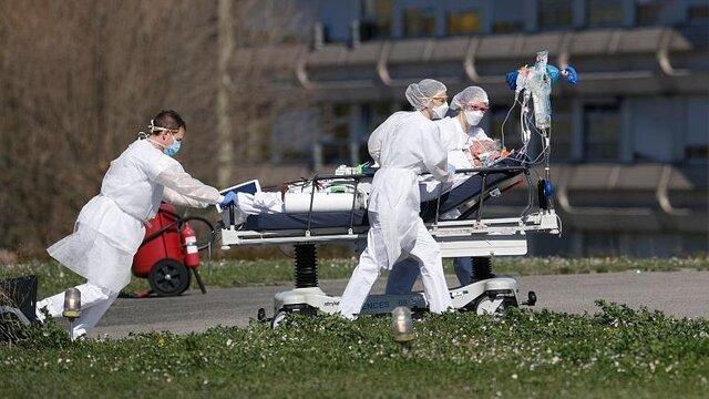 در فرانسه شمار قربانیان کرونا از ۱۰۰هزار نفر عبور کرد