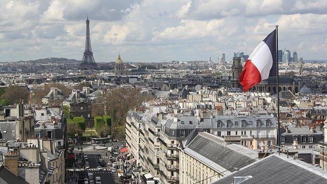 نرخ تورم در فرانسه از یک درصد عبور کرد