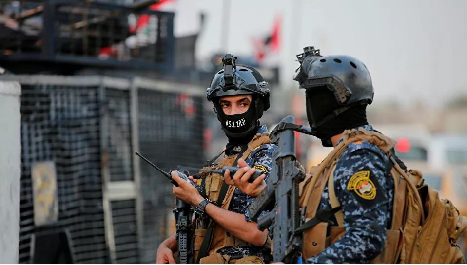 بازداشت وزیر کشاورزی داعش در عراق