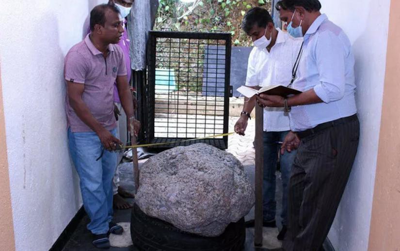 کشف یاقوت کبودی به وزن 510 کیلوگرم در سریلانکا