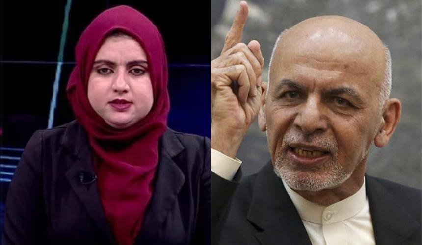 داعش مسئولیت ترور گوینده زن تلویزیون را در ولایت ننگرهار برعهده گرفت