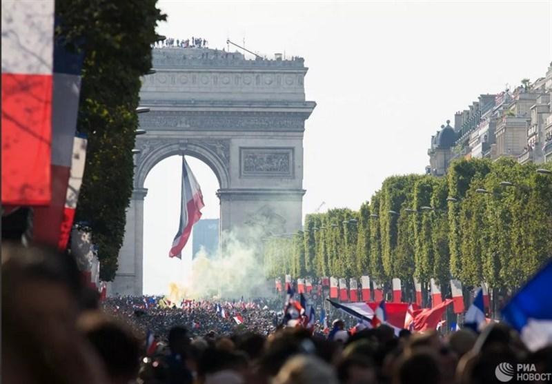 بازگشت هوادار بازداشتی یورو ۲۰۱۶ به روسیه