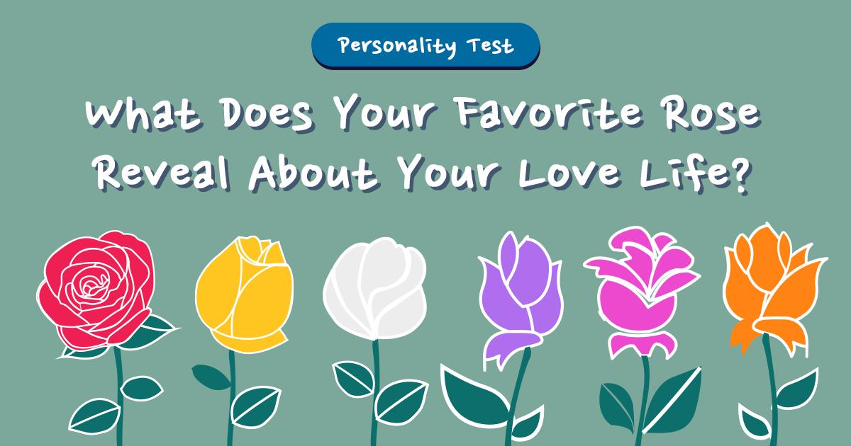 تست روانشناسی و برملا کردن راز عاشقانه زیستن شما