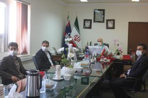 نشست هماندیشی اجرای طرح توزیع الکترونیکی گاز مایع در منطقه سبزوار