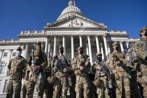 احتمال حمله مجدد به کنگره آمریکا وجود داد