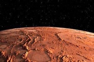 فضاپیمای مارس اکسپرس صدها عکس از سیاره مریخ ثبت کرد