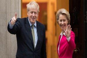 توافق تجاری میان انگلیس و اتحادیه اروپا برای تنظیم روابط دو طرف