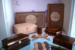 راه اندازی مجتمع تولیدی صنایع دستی در سنندج