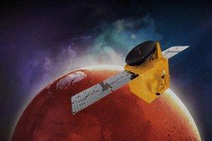 فضاپیمای امید با موفقیت به مدار مریخ دست یافت