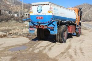 آبرسانی با تانکر در روستاهای سبزوار کاهش یافت