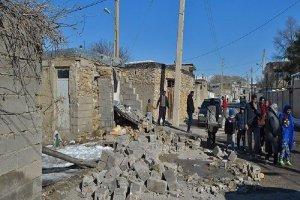 شمار مصدومان زلزله سی سخت به 61 نفر افزایش یافت