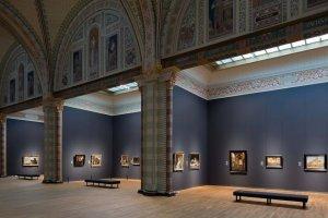 آمار بازدید از موزه ملی آمستردام افت بی سابقه ای داشت