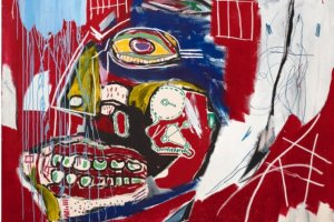 نقاشی جمجمه که دهها میلیون دلار میارزد!