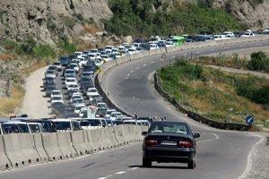 امروز جادهها ترافیک روان و جو آرامی دارند