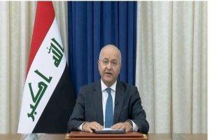 رئیس جمهور عراق امضای توافق عادیسازی با اسرائیل را رد کرد