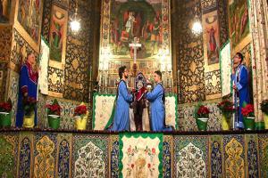 نمایشگاه معرفی فرهنگ 400 ساله ارامنه جلفای اصفهان برپا می شود