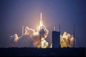 پرتاب موفقیت آمیز ماهواره سنجش از راه دور چین