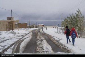 هشدار برف، باران و یخبندان در ۲۹ استان تا دوشنبه آینده