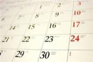۱۴۰۰؛ سالِ تعطیلات آخر هفته