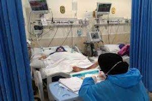 فوت ۳۸۵ بیمار کووید۱۹ در کشور