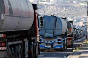 ممنوعیت ورود کامیونهای حامل مواد سوختی به درون شهرها