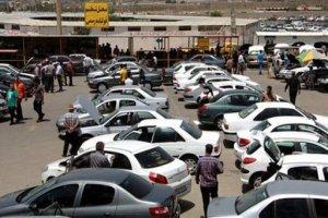 ریزش برقآسای قیمت خودرو