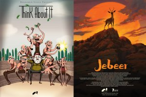 اسپانیاییها به تماشای ۲ انیمیشن کوتاه ایرانی نشستند