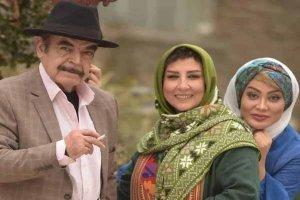 حضور حمید لولایی و مرجانه گلچین در سریال بوتیمار
