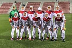 حضور تیم ملی فوتبال زنان ایران در جام ملتهای آسیا