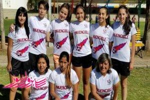 ایده «اَبَرزنان»؛ آکادمی فوتبال دختران نوجوان را در بولیوی اجرا کرد