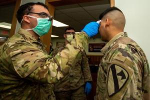 افزایش شمار مبتلایان به کرونا در بین ارتش آمریکا