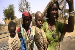 درگیری قبیلهای در سودان منجر به خروج ۱۸۶۰ نفر از مرز شد