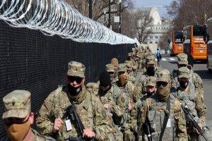 نیروهای گارد ملی در واشنگتن آمادهباش هستند